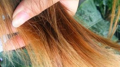 Cara alami agar rambut lurus