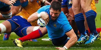 buongiornolink - L'Italia del rugby ha vinto 32 a 22 contro la Romania