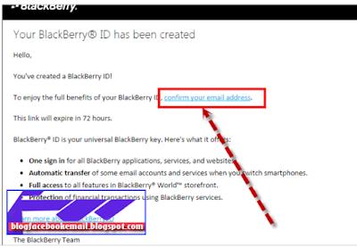 cara registrasi id BBM android