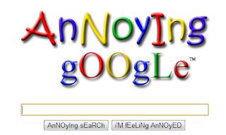 Unik Google, Hal Unik Google