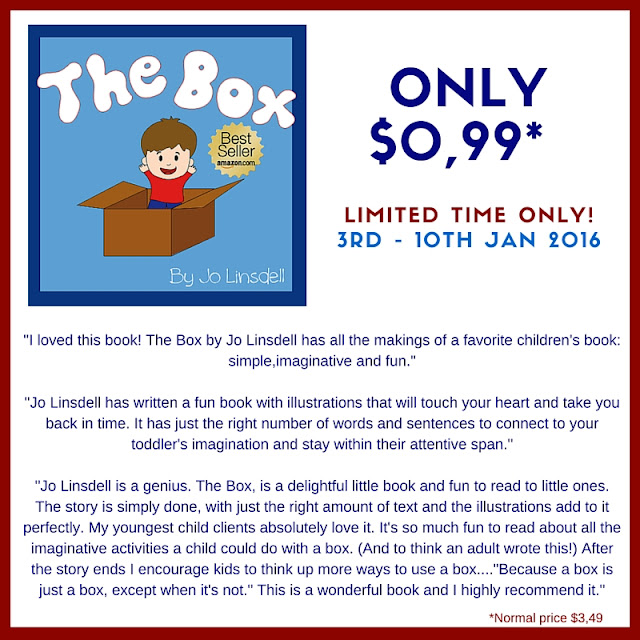 Special Offer: The Box is only $0,99 (Limited Time Only!) #99c #ReadMe