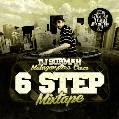 DJ Surmah - 6 Step Mixtape