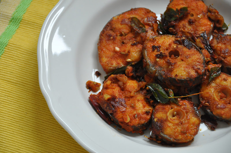 King fish fry a different take neelu 39 s journal for King fish recipes