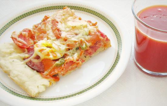 рецепт пиццы, pizza