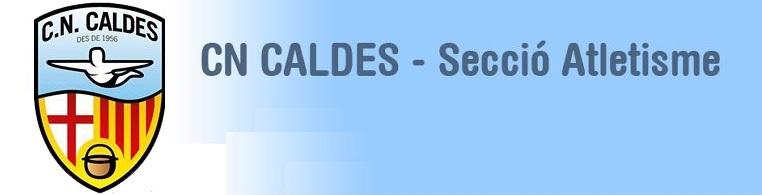 CN CALDES (ATLETISME)