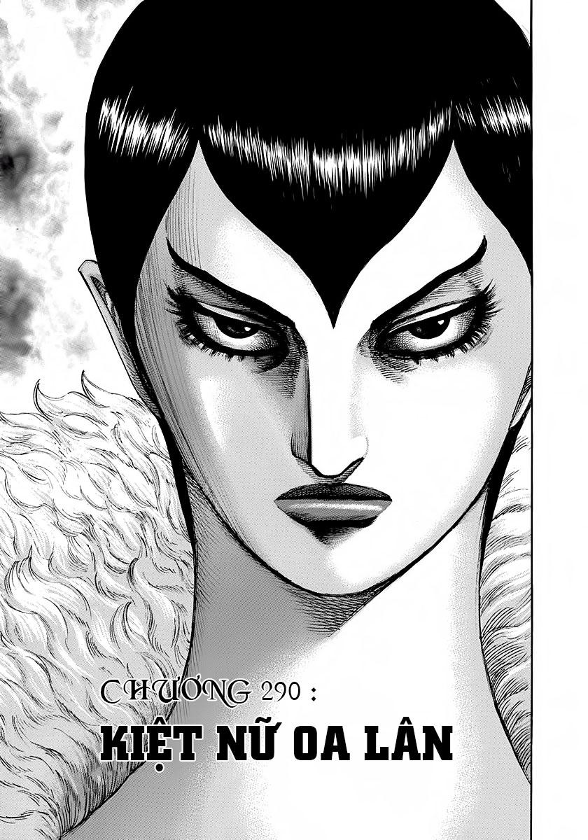 Kingdom - Vương Giả Thiên Hạ Chapter 290 page 3 - IZTruyenTranh.com