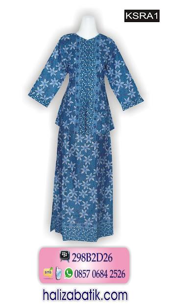 085706842526 INDOSAT, Baju Batik, Model Batik, Baju Grosir, KSRA1, http://grosirbatik-pekalongan.com/stelan-rok-ksra1/