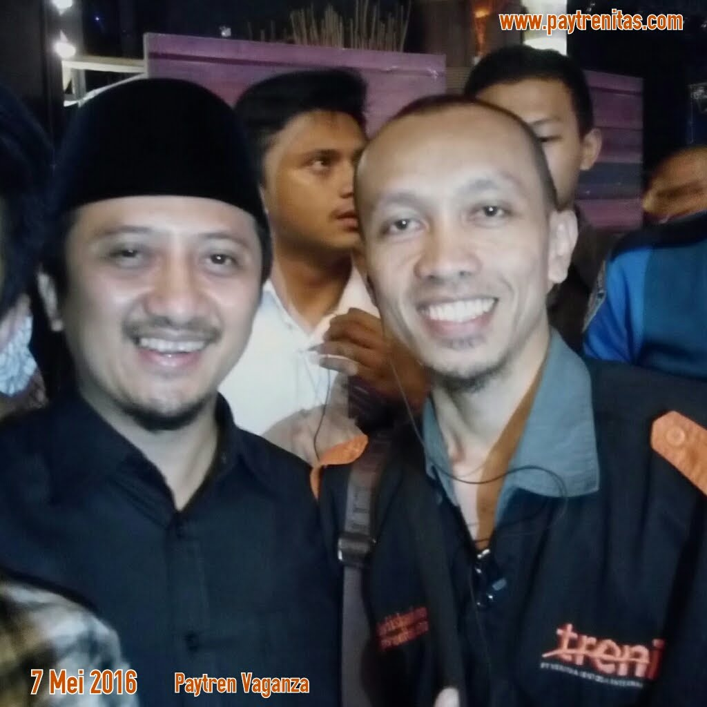 FIKRI ISLAMI (Konsultan & Executive Leader Paytren )