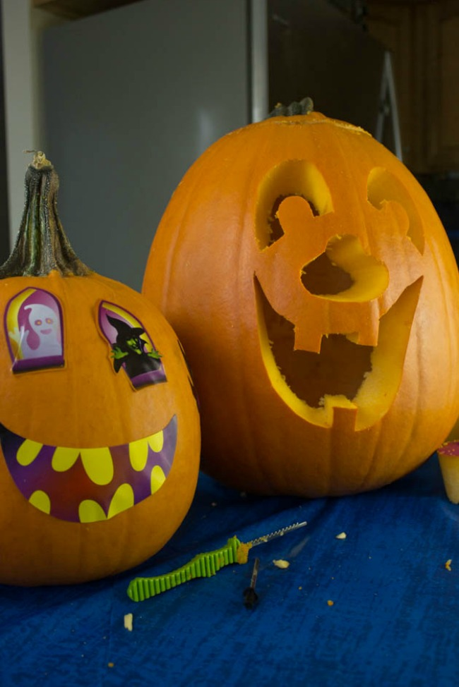 5 Tips to make pumpkin carving fun with kids