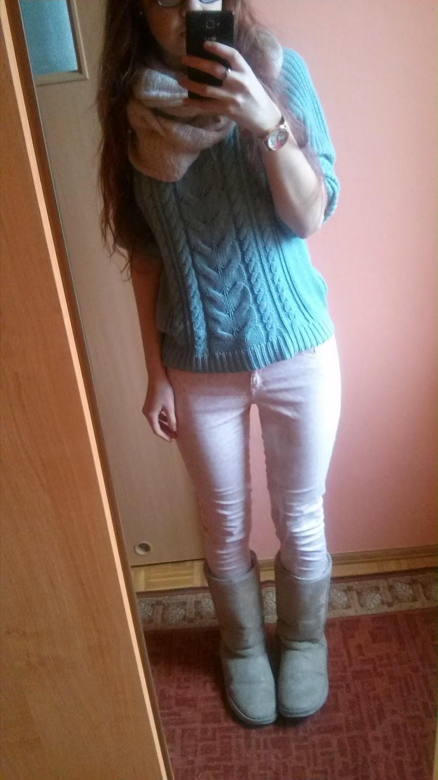 Codzienne outfity za mniej niż 80 zł  :)