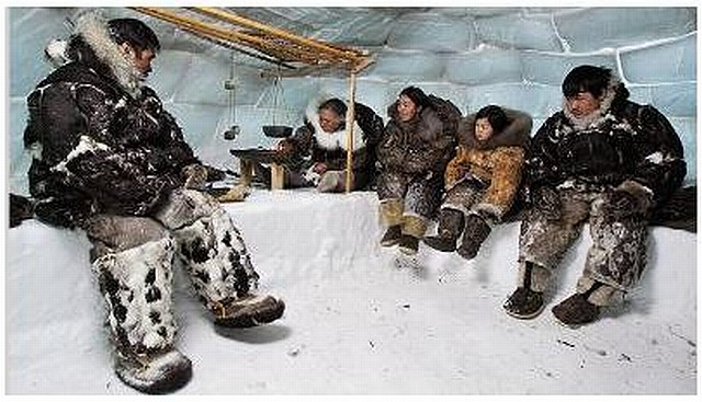 the life culture and practices of the eskimos Eskimos are known today throughout this huge region the unity of eskimo culture is enhanced by and ritual practices surrounding the hunting of arctic.
