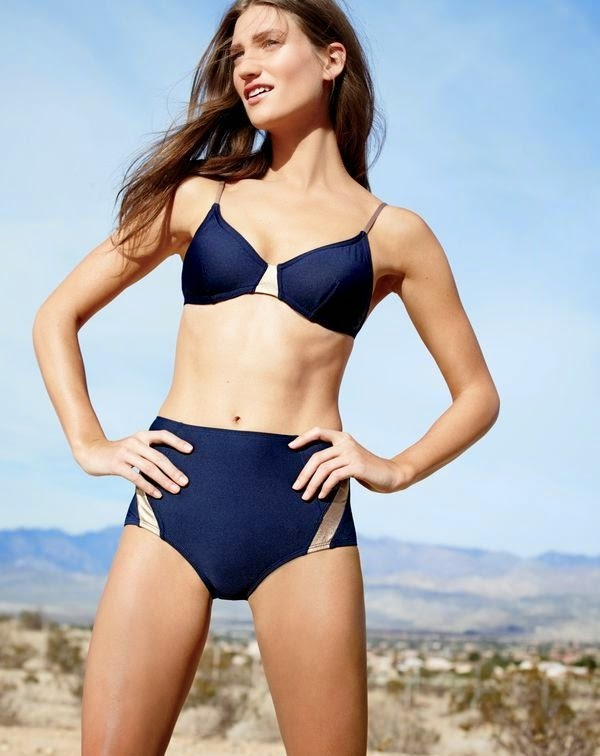 J Crew May 2015 swimsuits