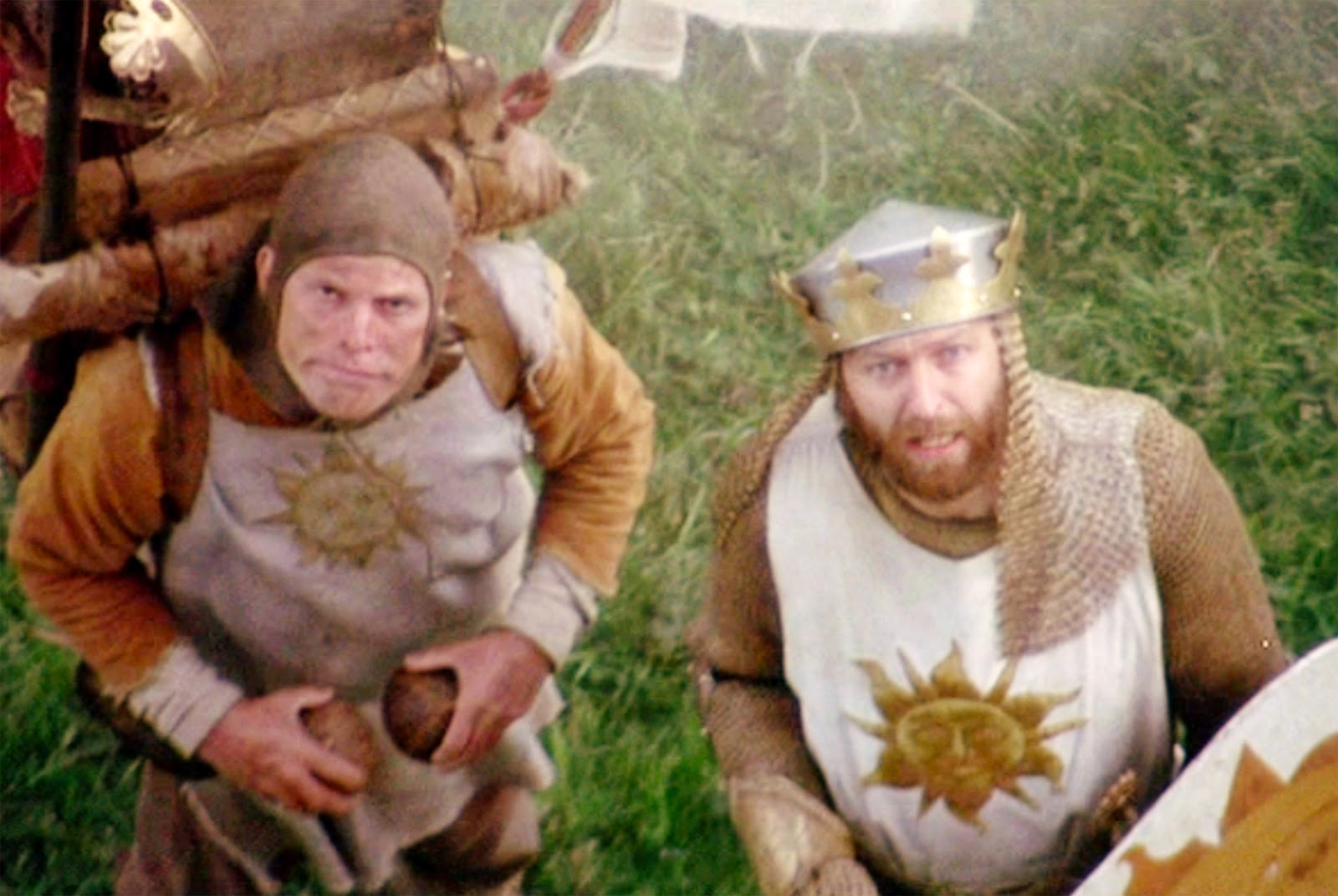Monty Python And The Holy Grail King Arthur