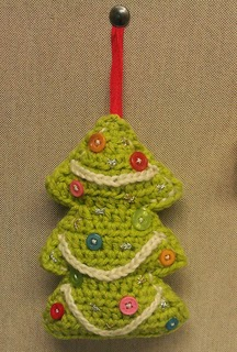 Free Christmas Free Ornament Crochet Pattern