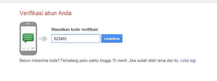 Cara mudah membuat Akun Email di Google Mail