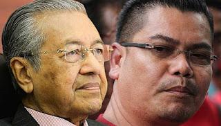 Jamal panggil Tun M 'Enam Jahanam'