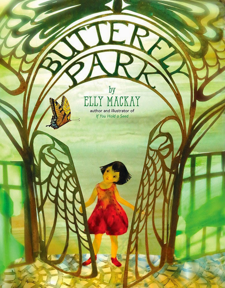 Picture Book Review: Butterfly Park by Elly MacKay