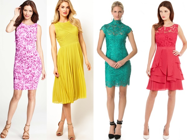 What will your guests wear for Semi formal dress for wedding guest