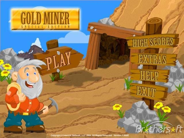 Gold Miner Hawaii Game