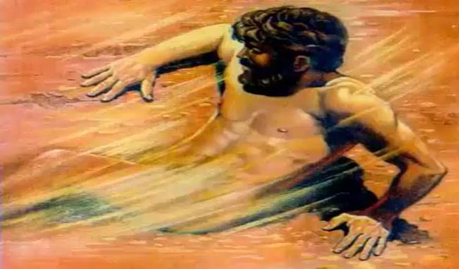Dios formó al hombre del polvo de la tierra