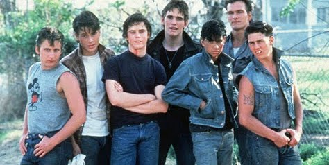 an analysis of the representation of teens in the movie the outsiders Teen culture and its broader connotations are portrayed through cinematic representation focusing largely on one decade will enable an in-depth analysis of a concentrated time period, where a distinctive pattern and style of film emerged the films have the potential to offer a broader canvas to work with.