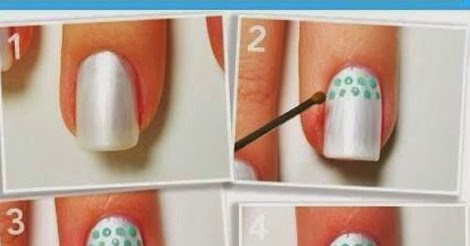 Simple nail art tutorial entertainment news photos videos simple nail art tutorial prinsesfo Image collections