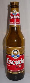 cerveza chilena escudo lager