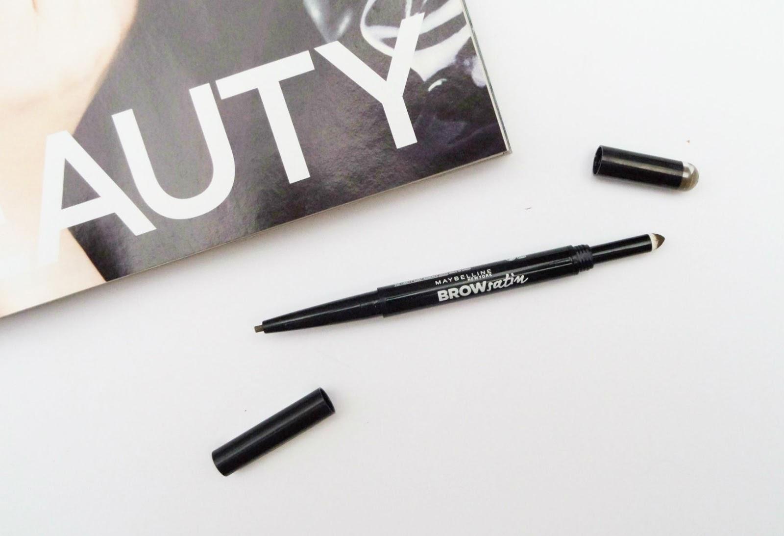 The Maybelline Brow Satin Eyebrow Pencil