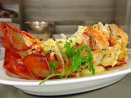 Luscious Lobster Thermidor