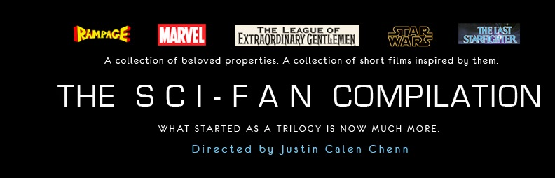 THE SCIFAN COMPILATION: What started as a trilogy of short films is now much more.