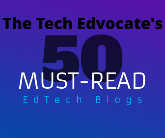Tech Edvocate Top 50 Blog