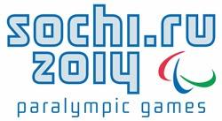Sochi.ru 2014 Paralympic Games logo