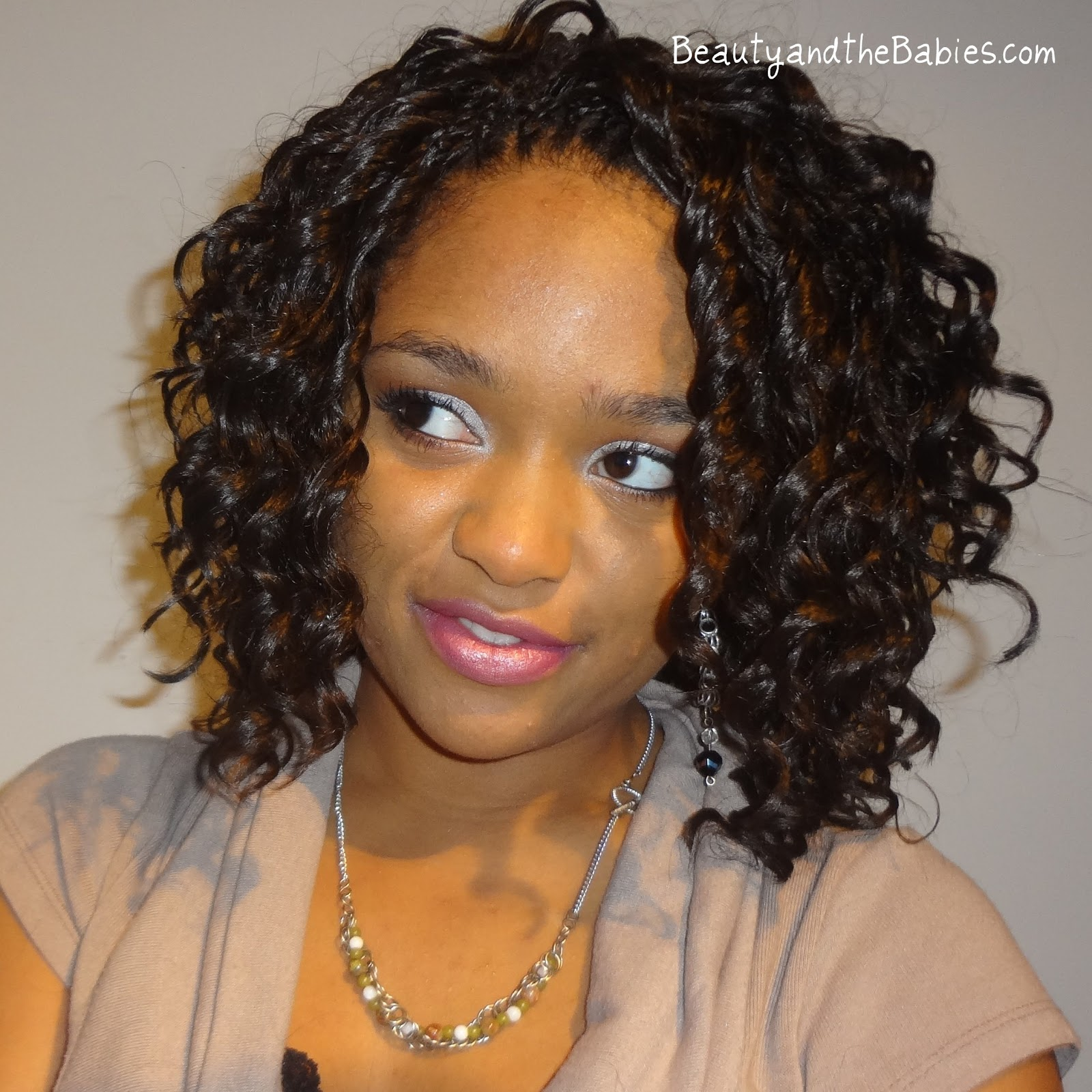 Crochet Individual Braids : ... . Pinterest Crochet Braids, Braids and Curly Crochet Braids