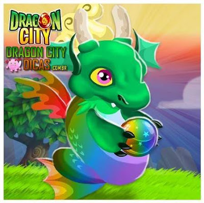 Dragão Lendário foi Atualizado!