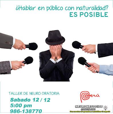 Por: Leonardo A. Delgado Azaña - NeuroCoach http://neurooratoriayliderazgo.blogspot.pe/ Neuronegocios Consulting