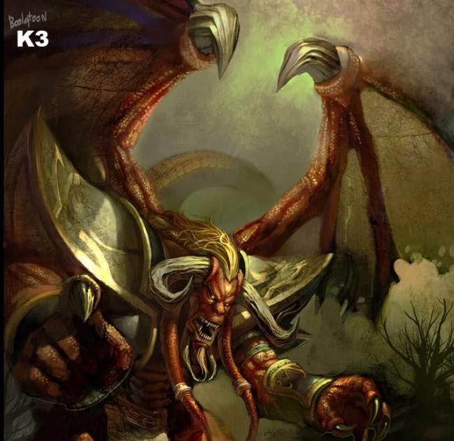 Dota Tutorial: Lucifer, The Doom Bringer