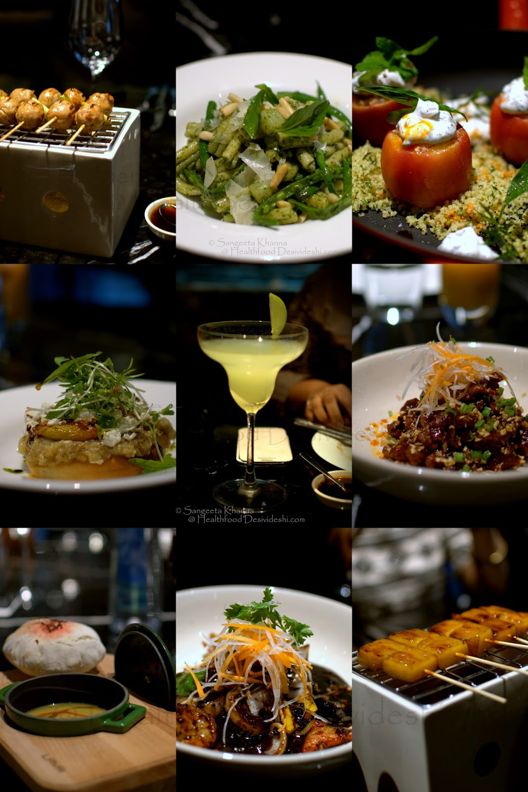 review : a confluence of coastal cuisines at Kitchen District, Hyatt Regency Gurgaon