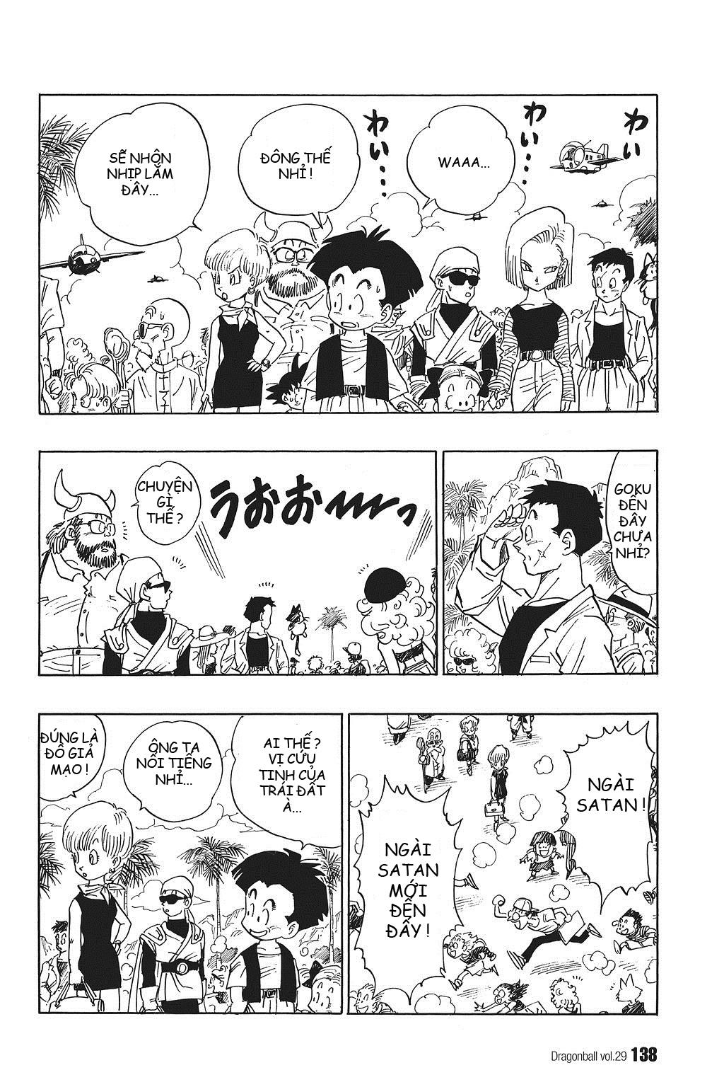 xem truyen moi - Dragon Ball Bản Vip - Bản Đẹp Nguyên Gốc Chap 430