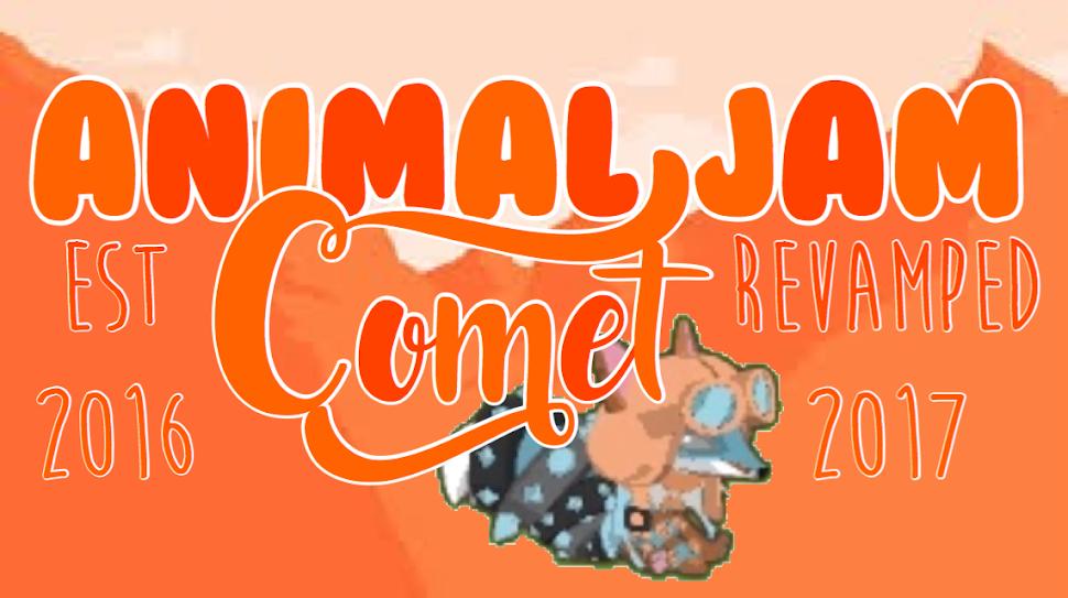 Animal Jam Comet