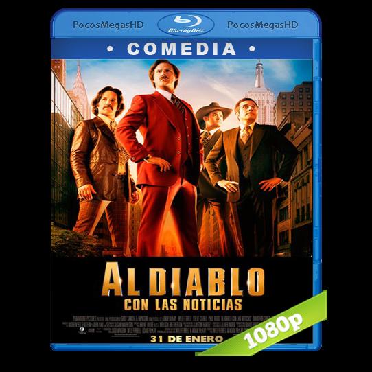 Al Diablo con las Noticias 2 (2013) UNRATED Full HD BRRip 1080p Audio Dual Latino/Ingles 5.1