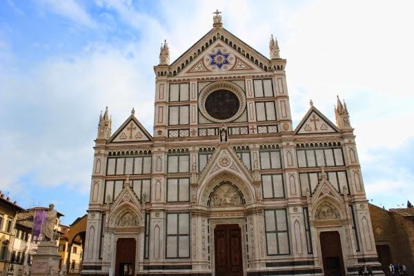 Santa Croce Florencja