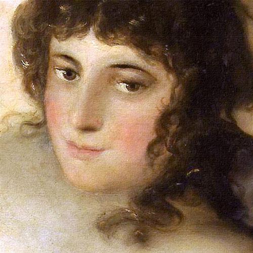 Die nackte Maja Goya