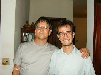 João Gilberto e Guilherme