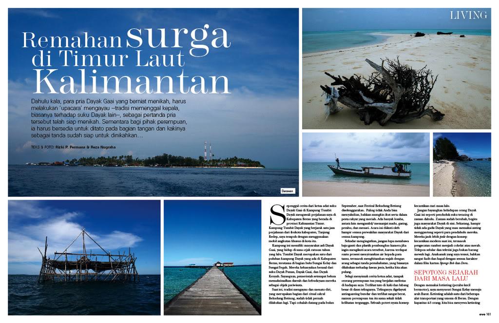Berau Indonesia  city images : Art of A Life: Berau, Kalimantan Timur, Indonesia :