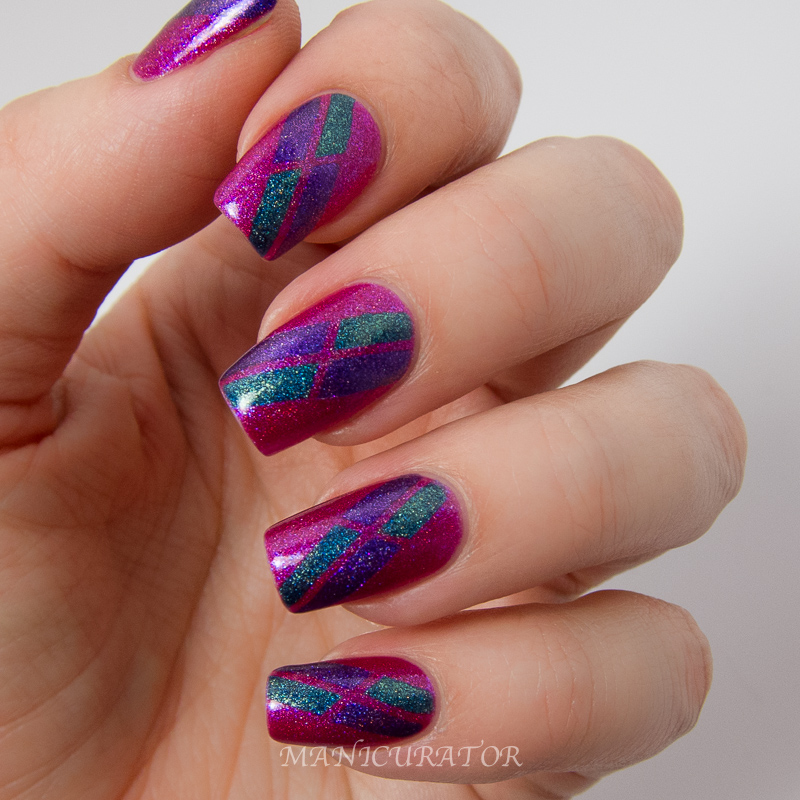 Glam-Polish-Exotic-Illusions-April-Tape-Nail-Art