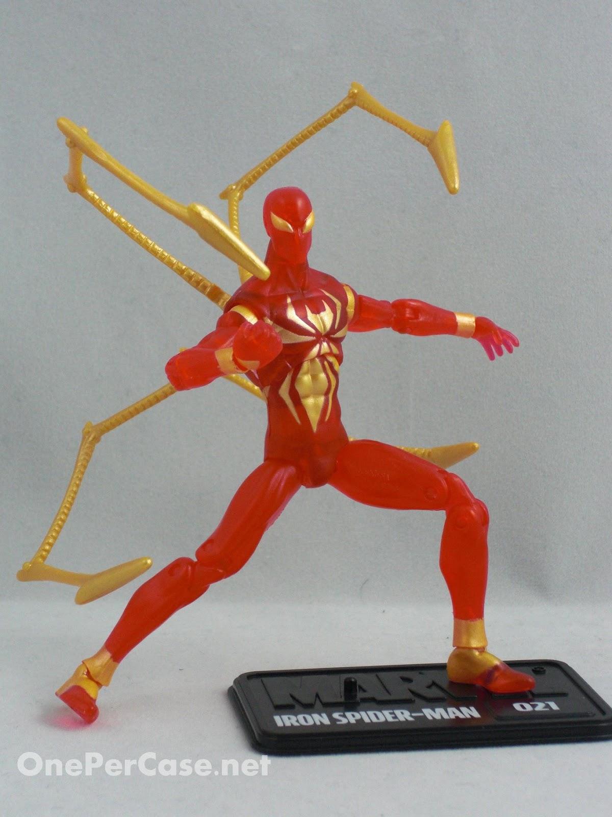 One Per Case Marvel Universe Iron Spider Man Translucent