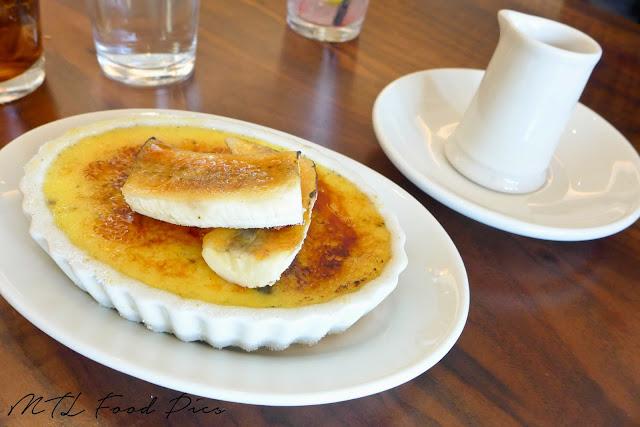 Creme Brulee - Dessert Downtown Ottawa