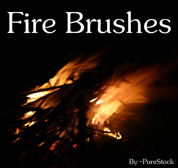 60+ Free Fire Flame Photoshop Brushes Download