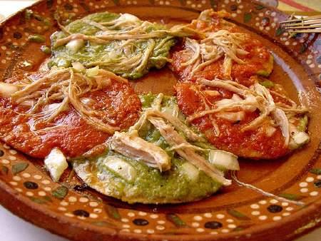 Cocina facil rapida y sana chalupas poblanas - Cocina rapida y facil ...