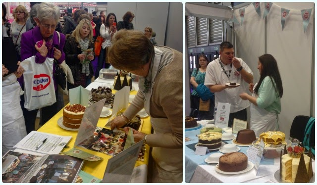 Cake and Bake Show Manchester 2014